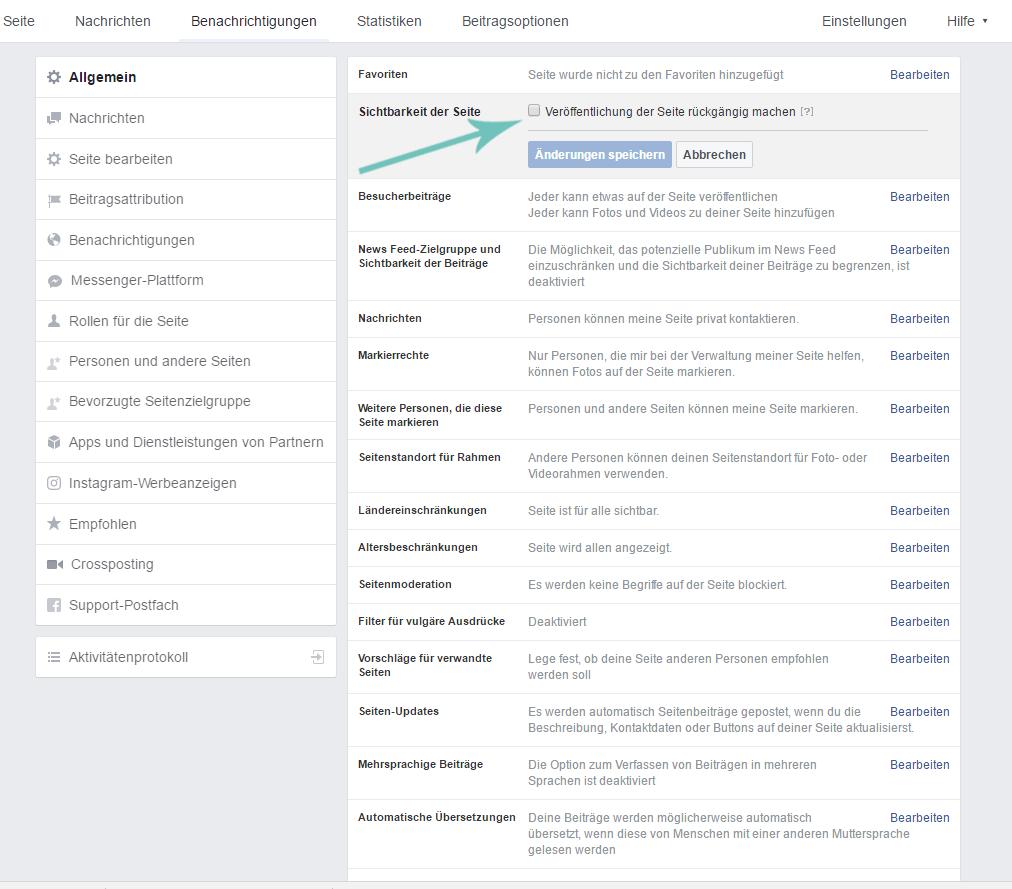 Facebook Profilbild VorГјbergehend