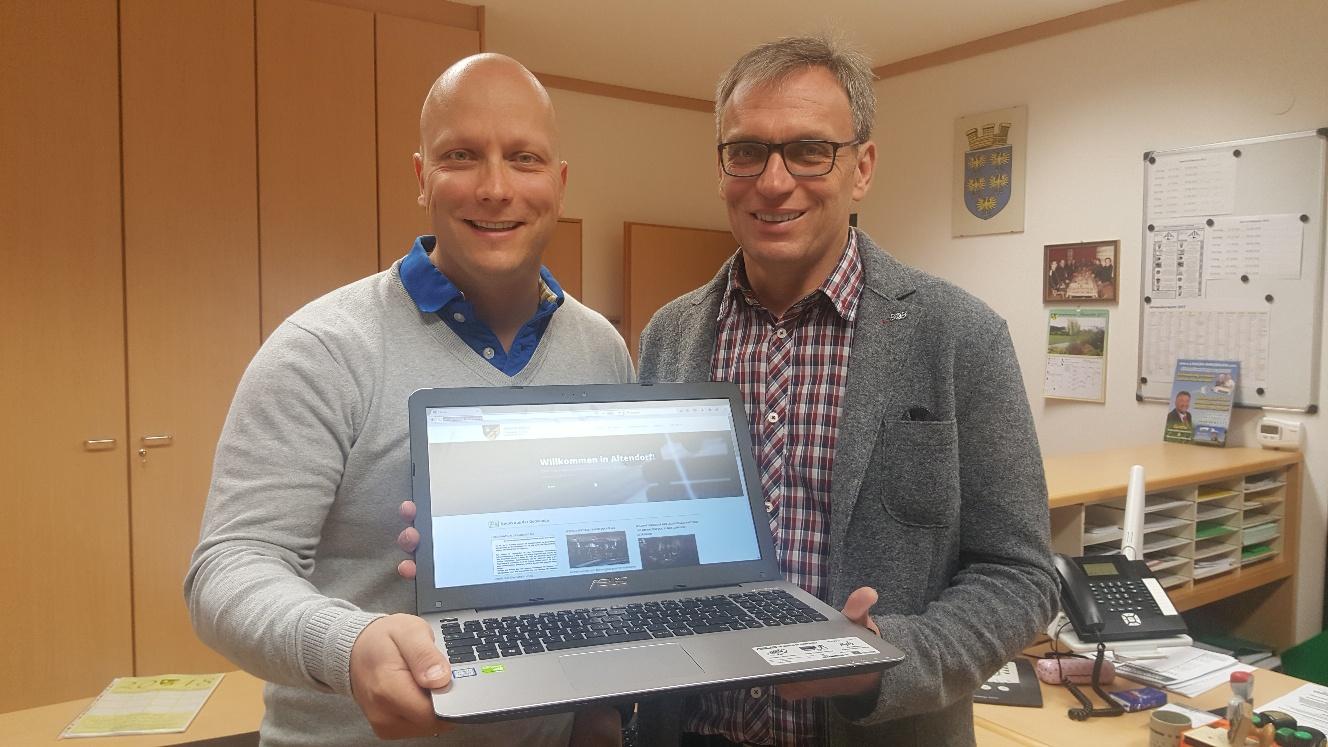 Gemeinde Altendorf | Website Relaunch
