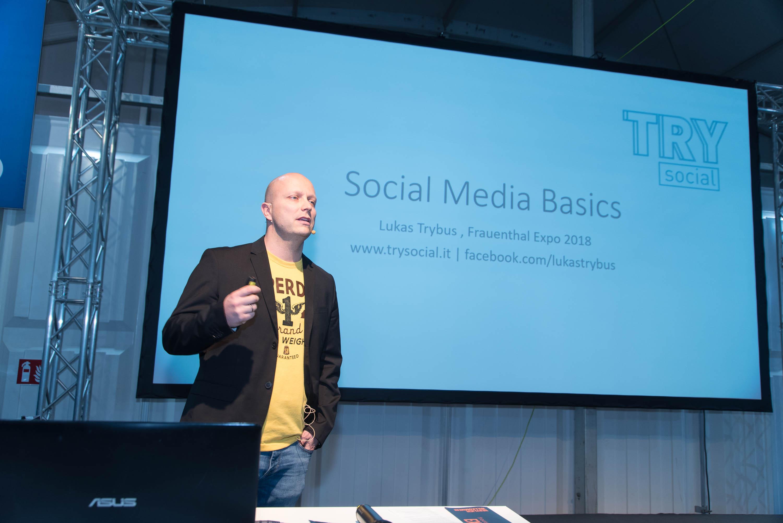 Frauenthal Expo | Social Media Vortrag & Partner