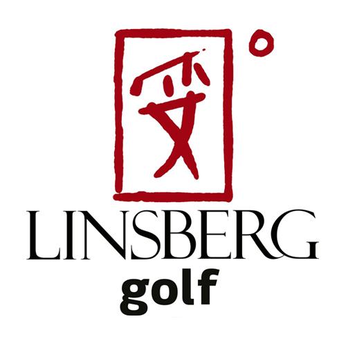 Linsberg Golf Logo Facebook Round