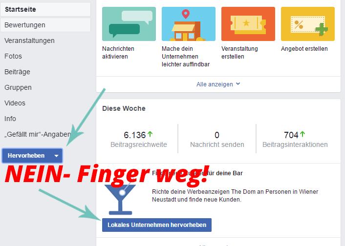 Facebook Werbeanzeige erstellen – so geht es richtig