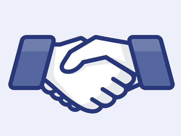 DSGVO Facebook Fanpage Richtlinien - handshake